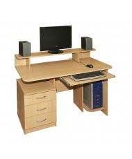 Купить недорого Коллекция - Ника - Компьютерный стол - Ника 2 в Украине