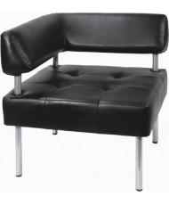 Купить недорого Офисные диваны - Офисный диван Примтекс Плюс D-04 угловой в Украине