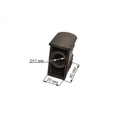 Купить Заглушка под ролик FI 11 20х40 - цена и отзывы