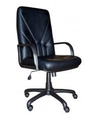 Купить недорого Кресло для руководителя с пластиком - Кресло Примтекс Плюс IBIZA в Украине