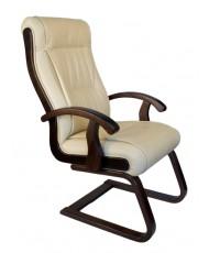 Купить недорого Деревянное кресло руководителя - Офисное кресло Примтекс Плюс CHESTER Extra CF в Украине