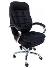 Купить недорого Кресло руководителя с хромом - Кресло Примтекс Плюс BARSELONA CHROME мультиблок  в Украине