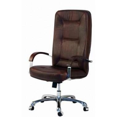 Купить Кресло Примтекс Плюс SENATOR Tilt Chrome - цена и отзывы