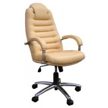 Купить Офисное кресло Примтекс Плюс Tunis P Steel Chrome H-17   - цена и отзывы