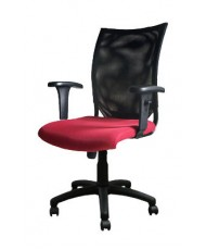 Купить недорого Кресло для руководителя с пластиком - Невада 3213 в Украине