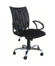 Купить недорого Кресла сетчатые - Невада 3204 хром в Украине