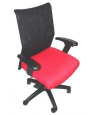 Купить недорого Кресло для руководителя с пластиком - СПАЙДЕР 3213 в Украине