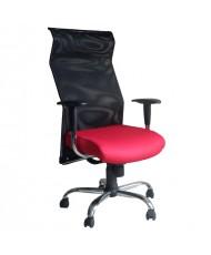 Купить недорого Кресла сетчатые - СПАЙДЕР В  хром 3213 в Украине