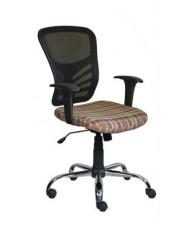 Купить недорого Кресло руководителя с хромом - ВЕГА хром 3213 в Украине