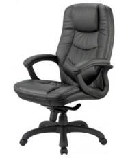 Купить недорого Кресло для руководителя с пластиком - КАПИТАН в Украине