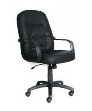 Купить недорого Кресло для руководителя с пластиком - СЕЛТИК в Украине