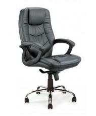 Купить недорого Кресло руководителя с хромом - КАПИТАН хром в Украине