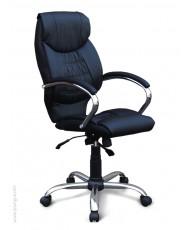 Купить недорого Кресло для руководителя с пластиком - Кресло ЭЛИТ TILT в Украине